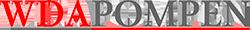 WDA pompen Logo